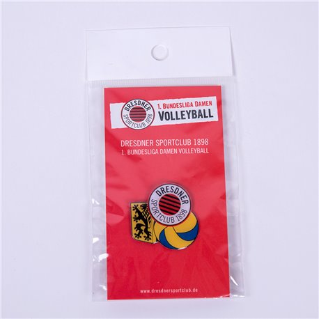 Pin - Ball/ DSC Logo/ Wappen