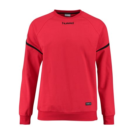 HUMMEL AUTH. CHARGE COTTON SWEATSHIRT